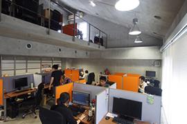 オフィス風景の写真2