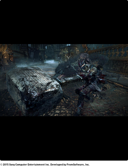 Bloodborne(ブラッドボーン)のイメージ
