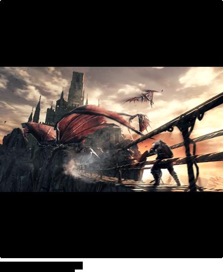DARK SOULS II(ダークソウルII)のイメージ