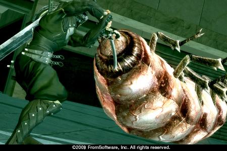 Ninja Blade(ニンジャ・ブレイド)のイメージ