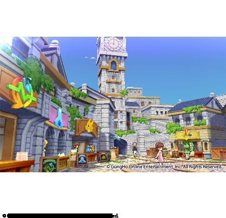 パズドラクロス 神の章/龍の章(PUZZLE & DRAGONS)のイメージ